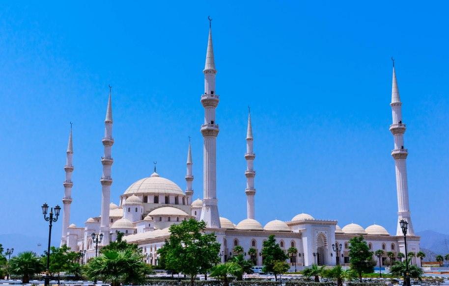 Fujairah New Mosque